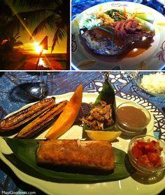Trade Secrets Of Mama S Fish House Maui Goodness Hawaii Dining