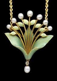 Risultati immagini per art nouveau jewelry