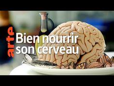 Comment notre alimentation influence notre santé mentale | Bien nourrir son cerveau | ARTE - YouTube Shiatsu, Nutrition, Natural Health Remedies, Brain Food, Psychology, Learning, Videos, Youtube, Stress