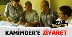 Kahramanmaraş Milletvekili Sıtkı GÜVENÇ parti teşkilatıyla birlikte İmam Hatip Lisesi ve Anadolu İmam Hatip Lisesi Mezunları Derneği KAMİMDER'i ziyaret etti.
