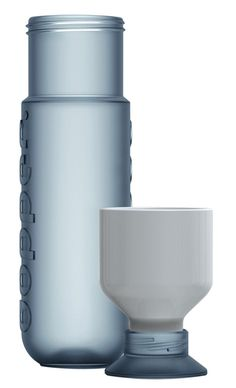 'The Dopper' is the perfect bottle for tap water – sustainable, practical and it looks beautiful.