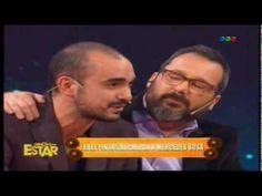 Gracias Por Venir 2013   La emoción de Abel Pintos en el recuerdo a Mercedes Sosa - YouTube