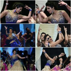 PRIYANKA CHOPRA - #IIFA IIFA DANCE Star Quotes, Bollywood Stars, Priyanka Chopra, Indian Outfits, Hair Beauty, Glamour, Dance, My Love, Image
