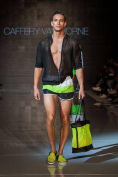Caffery van Horne Spring-Summer 2017 - Toronto Men's Fashion Week #TOMSS17