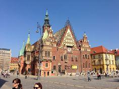 Wrocław in Województwo dolnośląskie