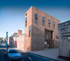 Visual - Tierney Haines Architects