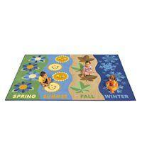 Seasons & Weather Activity Carpet 9' X 12'
