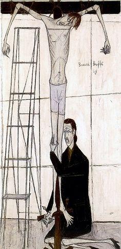 Piéta, 1948, Bernard Buffet