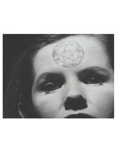 Maya Deren, Witch's Cradle, 1943.