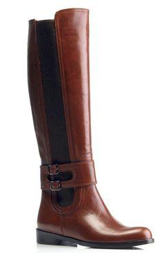 Equestrian Tall Boots
