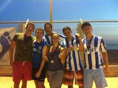 /@ActiveSol:   Runners up at the business beach volleyball (5/9/2012) - Well done @Pure360!
