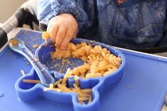 Grippo 2-in-1 Silicone Placemat and Plate in Blue T Baby, Baby Safe, Happy Baby, Messy Play, Baby Led Weaning, Baby Online, Free Baby Stuff, Having A Baby, Happy Family