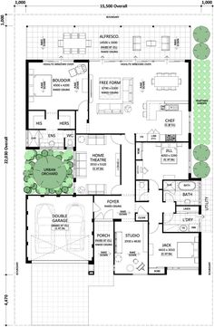 Haus design atrium Spitting Up – And Other Joys Of Motherhood Article Body: If you have a newb House Layout Plans, Dream House Plans, House Layouts, House Floor Plans, My Dream Home, Bedroom Floor Plans, The Plan, How To Plan, Home Design Floor Plans