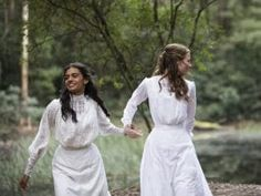 The remake of Joan Lindsay's classic novel Picnic at Hanging Rock is set to put the state in the spotlight. Take a look at the locations it's making famous. Picnic At Hanging Rock, Picnic Dress, Female Fighter, Spring Awakening, Character Aesthetic, Historical Fiction, Short Film, White Dress, Romantic