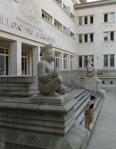 Maison du Cambodge | Cité internationale universitaire de Pairs | © Région Île-de-France | Inventaire Général | Rep. Philippe Ayrault