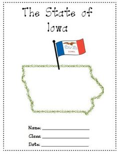 Iowa A research Project is a 16 pages study on Iowa Use it as a class test or research project.Download Preview File - Please view the Iowa Research Project state preview file prior to purchasing as the preview is all the resources in this pack. Please ensure that the resource is appropriate for your grade level prior to purchasing.What included:21 fill in the blank questions14 short essay questions 1 label the counties map 1 label the cities map1 label the regions mapName the…