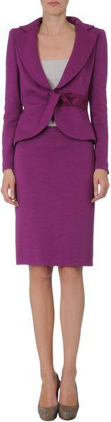 Armani Skirt Suit | Keep the Glamour | BeStayBeautiful