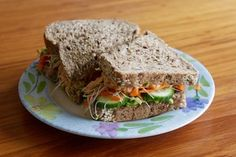 I'm Not a Vegan but This Is the Best Sandwich I've Ever Had