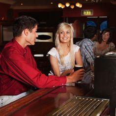 Ryan meets Camille at a bar