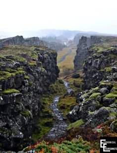 Part two of the one week itinerary for road tripping through Iceland |  Thingvellir National Park Iceland