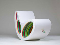 3D Printed Double Position Chair / 9 Modern Comfortable Rocking Lounge  Chairs Http://