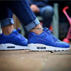 Sneakers Femme - Nike Air Max 90