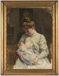 Bruno Hoppe (Pharyah) In His Time, Portrait, Artist, Painting, Breastfeeding, Headshot Photography, Artists, Painting Art, Portrait Paintings
