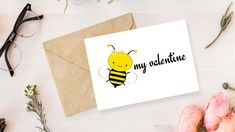 Homemade Cards For Men, Homemade Birthday Cards, Funny Birthday Cards, Valentine's Day Greeting Cards, Birthday Greeting Cards, Greeting Cards Handmade, Printable Art, Printables, Funny Love Cards