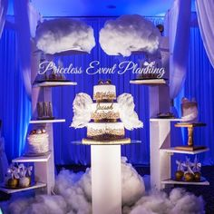 & the cake by can't wait to see the one this year 😬😬😬! for creating the steps to heavenly… Cant Wait, Canning, Create, Instagram Posts, Heavenly, Party Ideas, Wedding Ideas, Cakes, Sweet