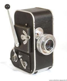 30 appareils photo vintage super design qui vous feront regretter de ne pas être né plus tôt   Daily Geek Show
