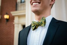 Dapper Bear's Kenneth Necktie - The official Baylor plaid