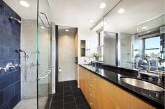 StreetEasy: 296 West 10th St. #8FLR - Condo Apartment Sale in West Village, Manhattan #bathroom #homedecor #dreamhome #dreambathroom #luxury #NYC