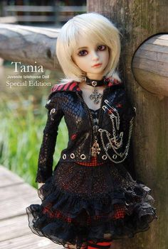 BJD - Tania by Junior Iplehouse