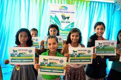 Alunos da Escola Municipal Rujane Severiano recebem premiação do MPRR #pmbv #prefeituraboavista #boavista #roraima