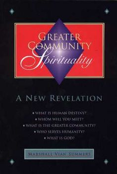 Greater Community Spirituality - New Knowledge Library