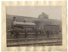 CR steam train no 583 Railway Photograph 1897 Caledonian Scotland Scotland, Photograph, Train, Antiques, Poster, Painting, Image, Ebay, Art