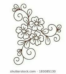 Find Vector Abstract Floral Element stock images in HD and millions of other royalty-free stock photos, illustrations and vectors in the Shutterstock collection. Thousands of new, high-quality pictures added every day. Embroidery Flowers Pattern, Embroidery Patterns Free, Hand Embroidery Stitches, Hand Embroidery Designs, Ribbon Embroidery, Flower Patterns, Flower Designs, Broderie Simple, Abstract Flowers
