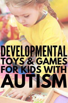 17 Developmental Toys For Autistic Children