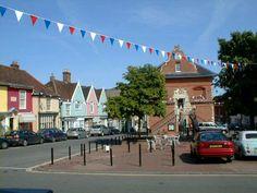 Woodbridge, Suffolk