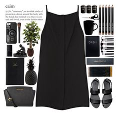 """""""I care too much"""" by annaclaraalvez ❤ liked on Polyvore featuring Opening Ceremony, Prada, Sloane Stationery, NARS Cosmetics, Casetify, Typhoon, Bobbi Brown Cosmetics, 10 Strawberry Street, Wedgwood and J.A. Henckels"""