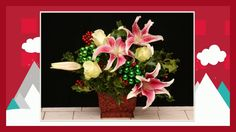 A Season of Joy: Holiday Floral Art From Rittners Floral School