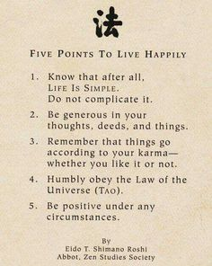 Live Happier