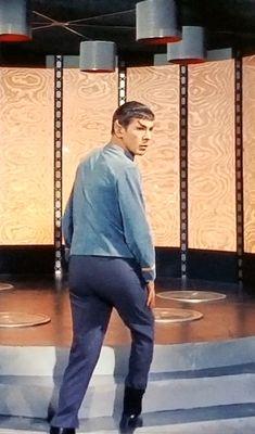 Spock burton xxx