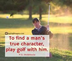 Image result for famous golf quotes More