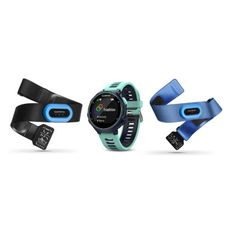 Garmin Forerunner 735XT GPS Watch Tri Bundle