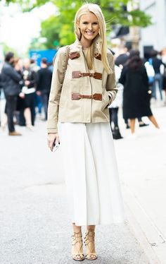 50 Awesome Outfit Ideas for the Beginning of Fall | WhoWhatWear.com