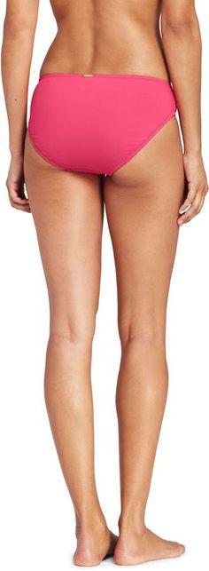 f053ec40a8 Lands' End Lands'end Women's Wrap Mid Waist Bikini Bottoms #Wrap#Women#Lands
