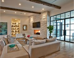 Rustic Contemporary Home