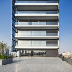 Galería de Berrini One / aflalo/gasperini arquitetos - 1