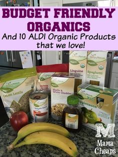 ALDI Organics – The New Player in Organic Products (That Won't Break Your Budget!)
